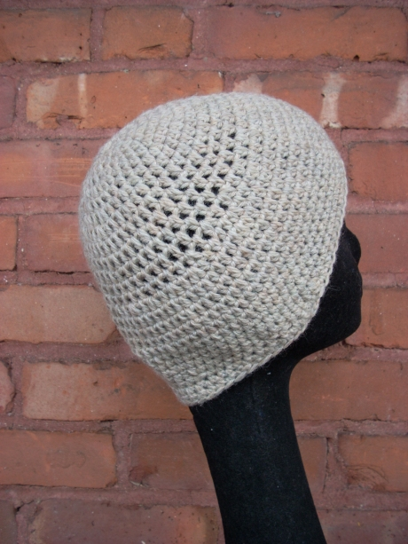 Crocheted Little Beret/Cap