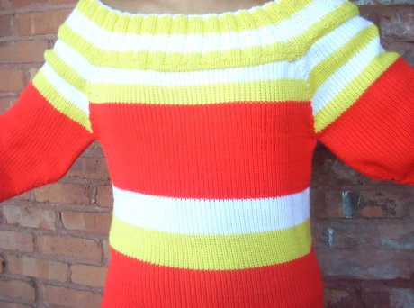 Knit Shazam Sweater