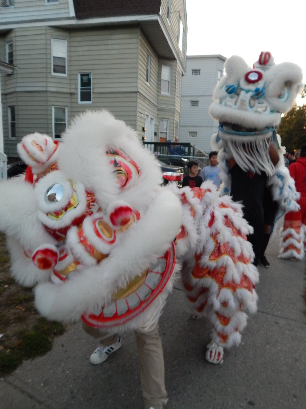 The Hong Tinh Duong Martial Arts and Lion Dance Team  Springfield, Ma